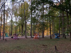 Hidden Paradise Campground - Picnic Area 2