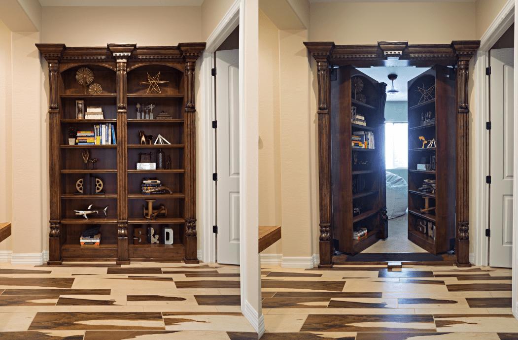Bookshelf Door 8 Book Case Door