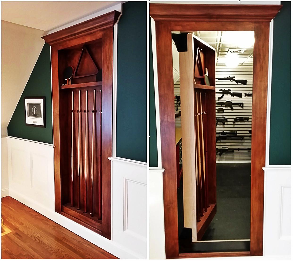 Wall Gun Safe - Creative Home Engineering