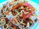 Sweet & Spicy Noodle Bowl