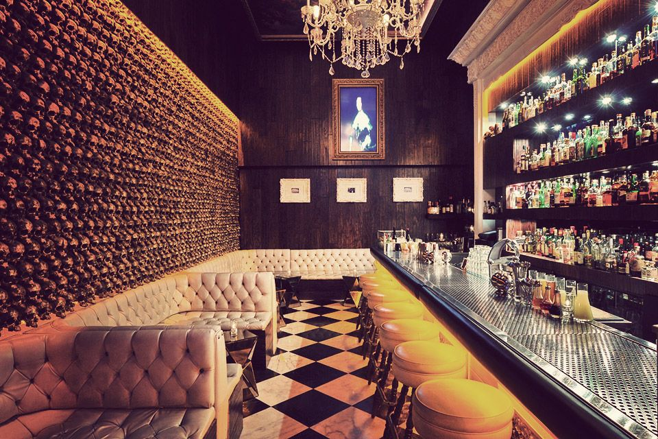 Visit the Noble Experiment, one of San Diego's coolest speakeasies!