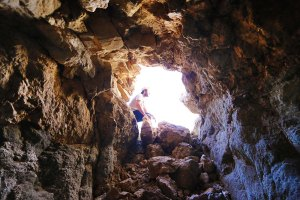 Explore several beautiful mica mines out in the San Diego desert