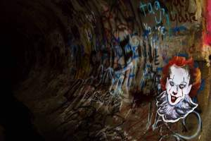 Visit one of San Diego's creepiest tunnels, the Specter Tunnel!
