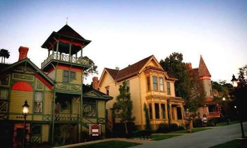 Heritage Park victorian village