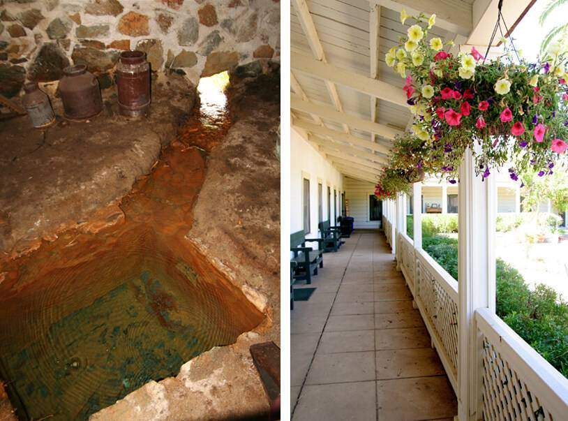 Visit the Rancho Penasquitos Adobe, one of San Diego's oldest homes, now turned into a museum.