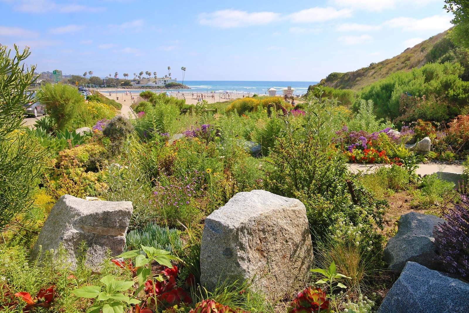 Del Mar Dog Beach Memorial