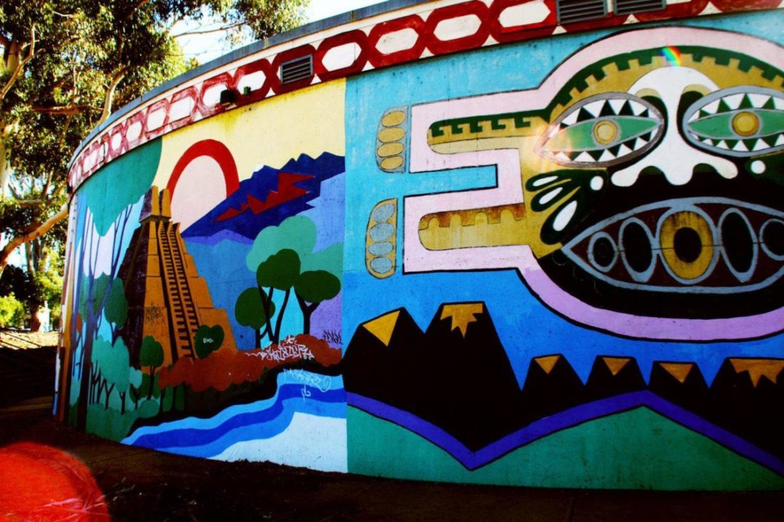 A Chicano Community Cultural Center & alternative space in Balboa Park that encourages and facilitated artistic growth and cultural interchange in the San Diego/Tijuana region