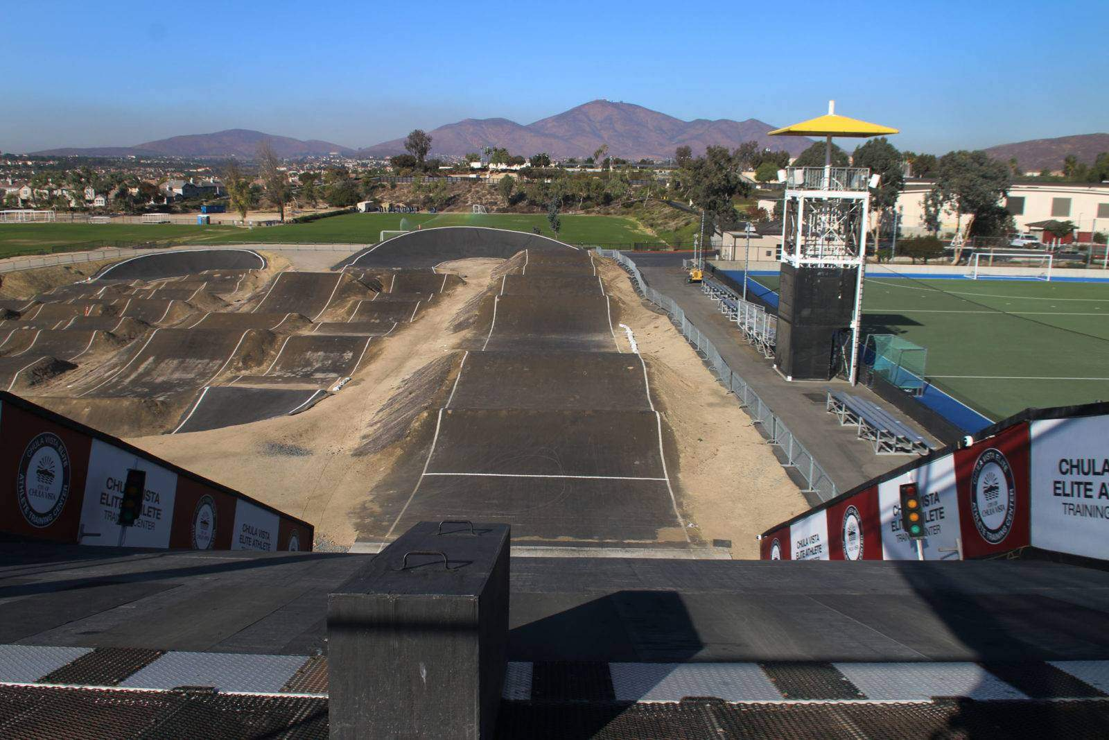 Check out San Diego's very own U.S. training center for Olympic athletes located in Chula Vista!