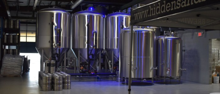 Brewing Space