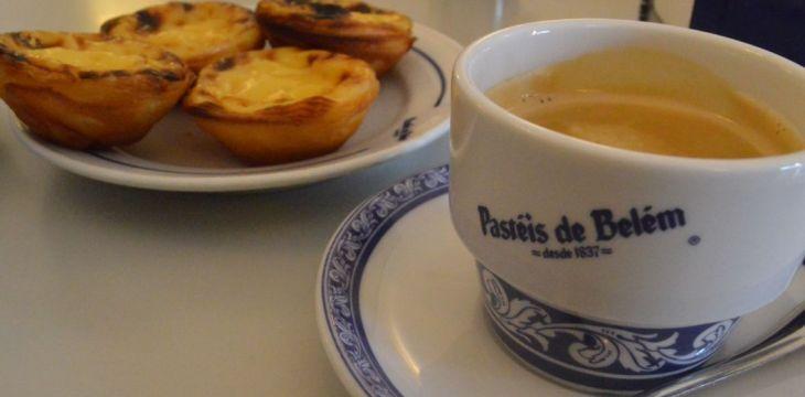 Frühstück in Lissabon: Das Geheimnis der Mönche von Belém