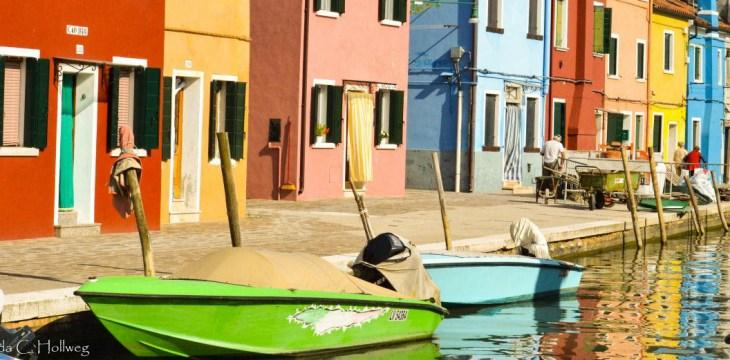Malerische Laguneninsel Burano: Ein Fotowalk