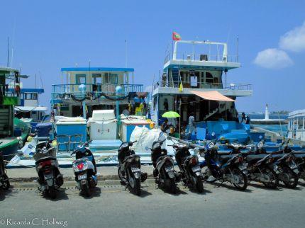 Hafen Malé