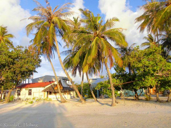 Guesthouse auf den Malediven