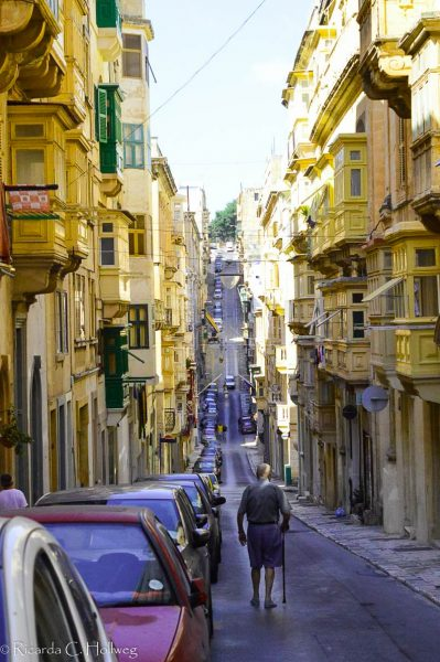 Faszinierende Malta Architektur