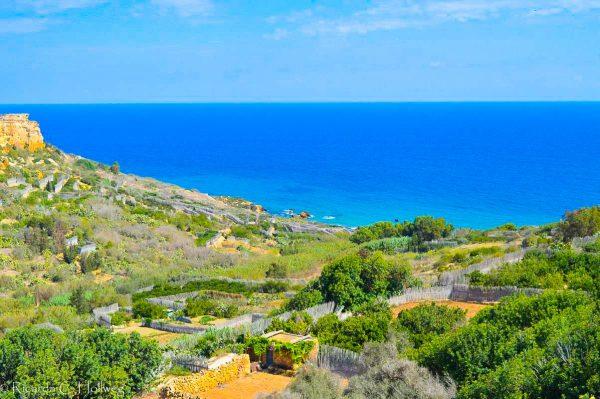San Blas Bay Malta
