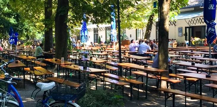 Deeper Munich: Geheime Biergärten Teil 2