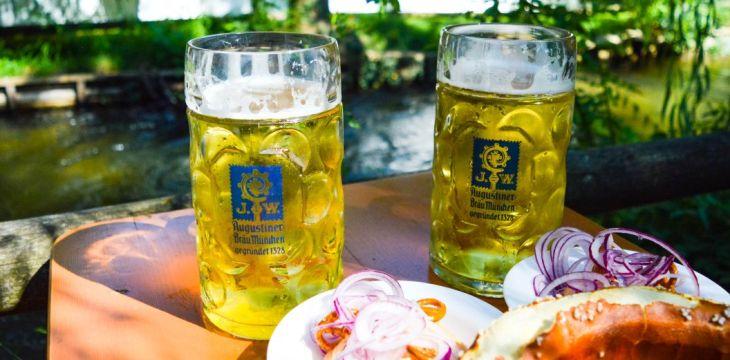 Deeper Munich: Geheime Biergärten
