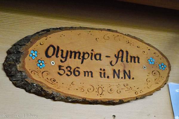 Höhenangabe Olympiaalm