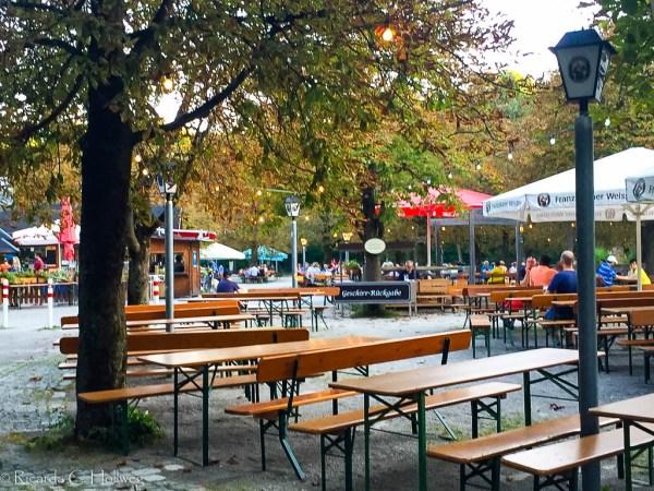 Hopfengarten München