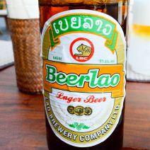 Beer Lao - klassisches laotisches Bier