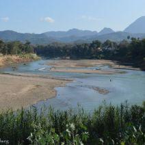 Flusspanorama am Nam Khan