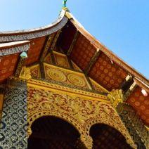 Wat Xieng Thong Vorderansicht