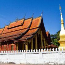 Rotes Wat in Luang Prabang