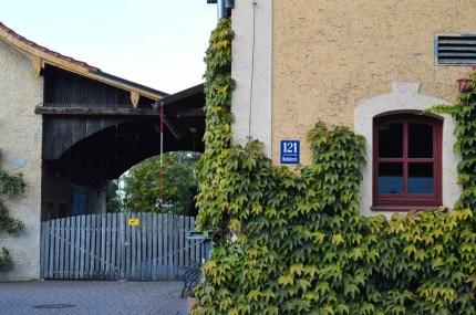 Idyllisches Haus in Altperlach