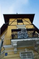 Interessante Architektur in Altperlach