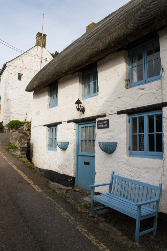 Typisches Cottage in Cadgwith