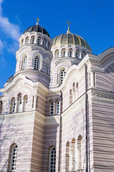 Geburtskathedrale Riga