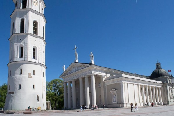 Stanislaus Kathedrale Vilnius