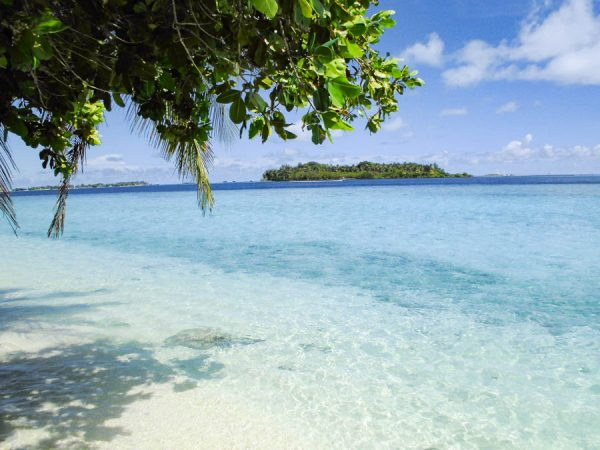 Insel Biyadhoo Malediven