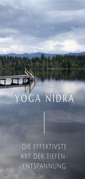 Yoga Nidra ganz einfach lernen