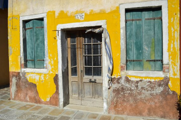 Old house in Burano
