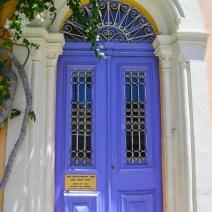 Door in Larnaca