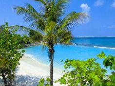 Malé City Beach