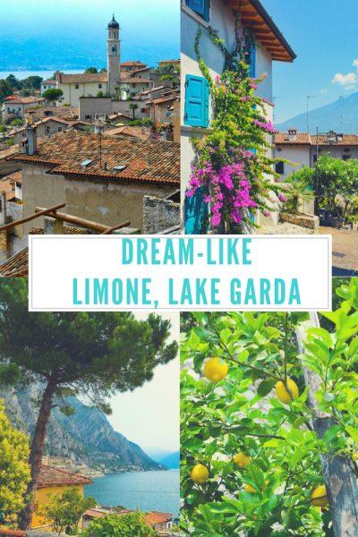 Pinterest Pin Limone Lake Garda English