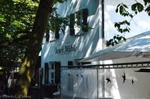 Inselmühle restaurant Munich