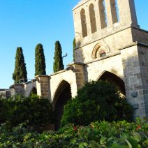 Monastery in the Turkish part of Cyprus