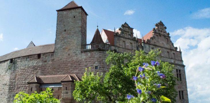 Cadolzburg – Jewel in Franconia / Germany