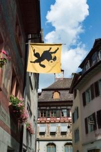 Houses in Stein am Rhein