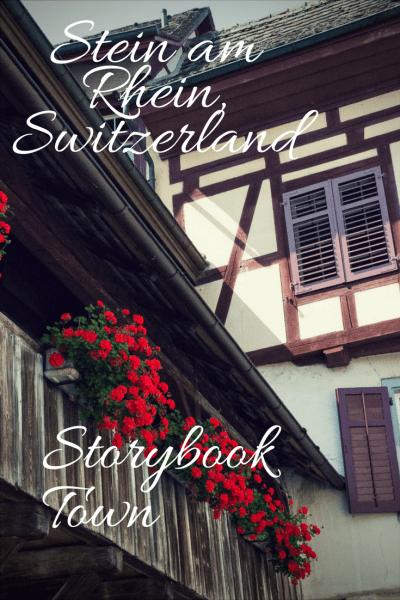 Storybook town Stein am Rhein