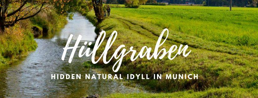 Deeper Munich: Secret biotopes at Hüllgraben creek