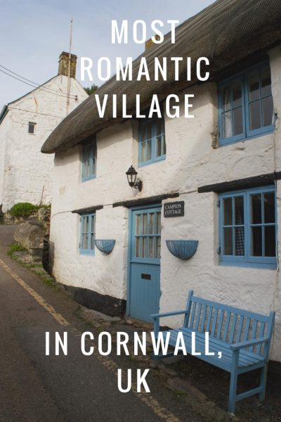 Pinterest Pin Cadgwith English