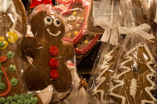 Gingerbread decoration