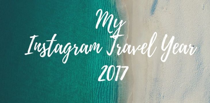 My Instagram Travel Year 2017