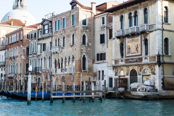 Precious Palazzi of Grand Canal Venice