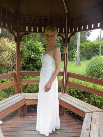 Bridal looks in Thailand