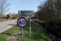 Sign Midden Eierland Texel